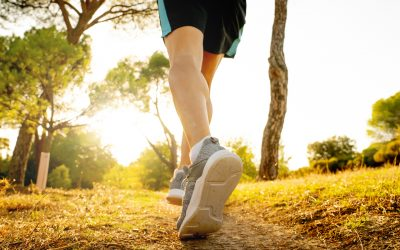 Running helps you appreciate what's on your doorstep