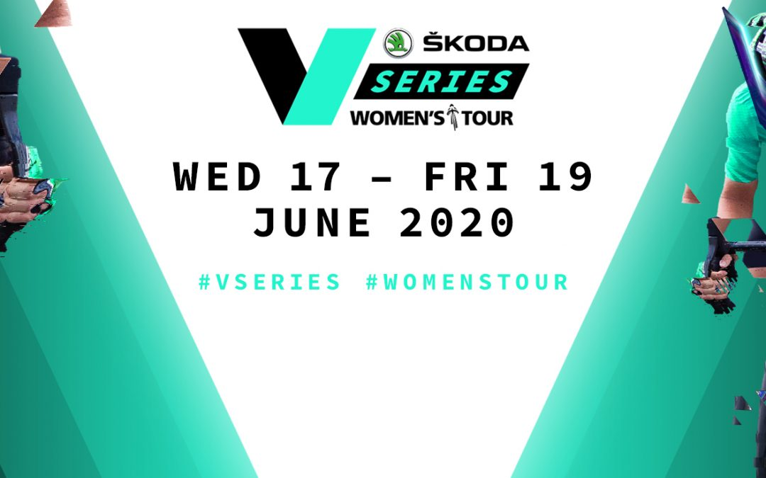 Suffolk to feature in new virtual ŠKODA V-SERIES Women's Tour event