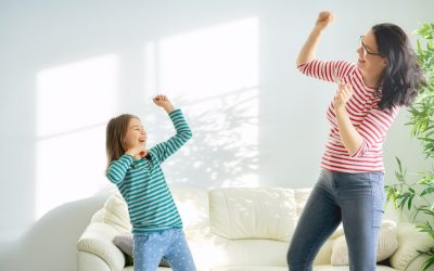 Positive effects of being active are not limited by age