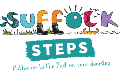 Suffolk Steps: Paths to the past on your doorstep