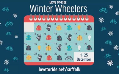Keep Riding through December with Winter Wheelers