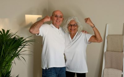 Kesgrave couple star in new physical activity campaign