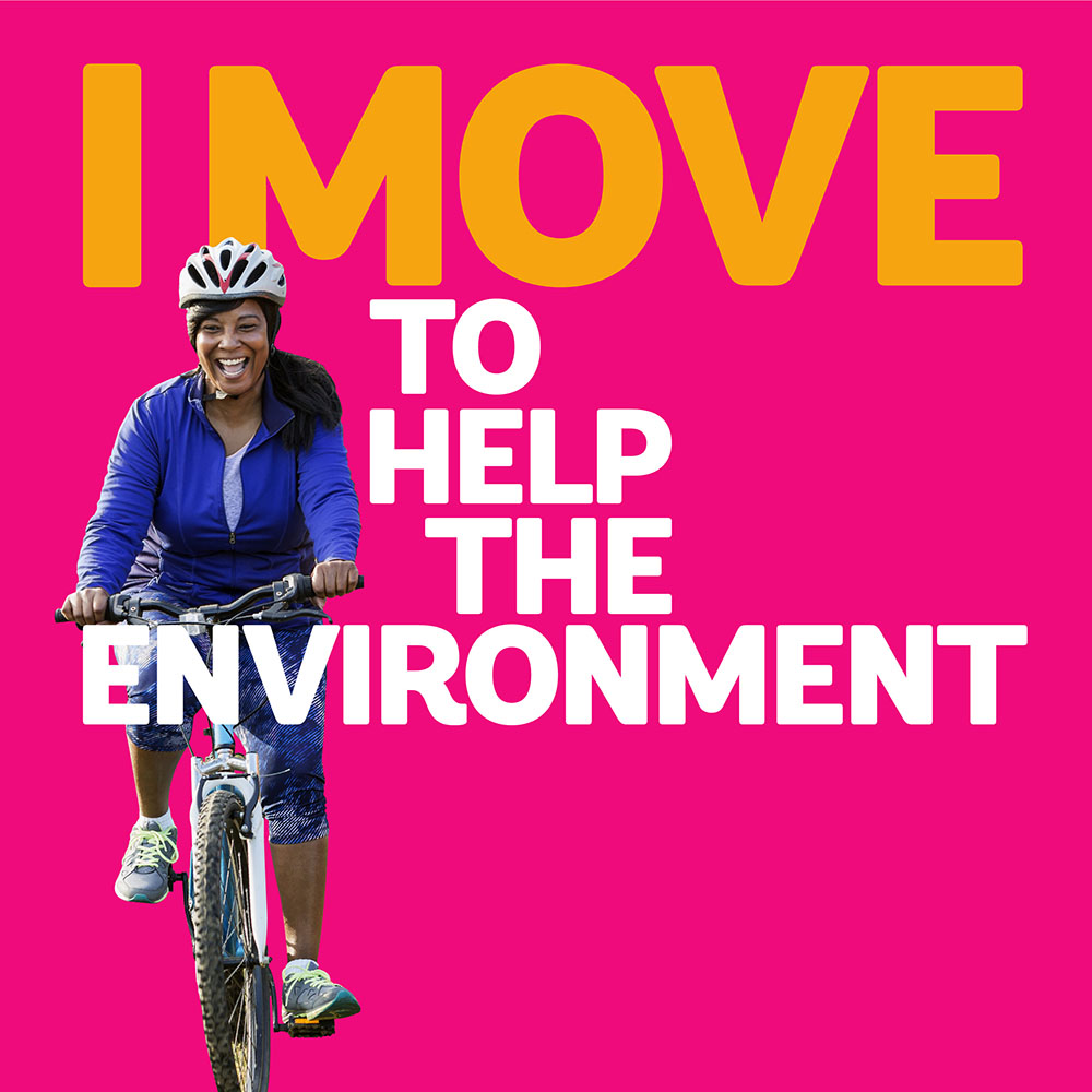 I move to help the environment