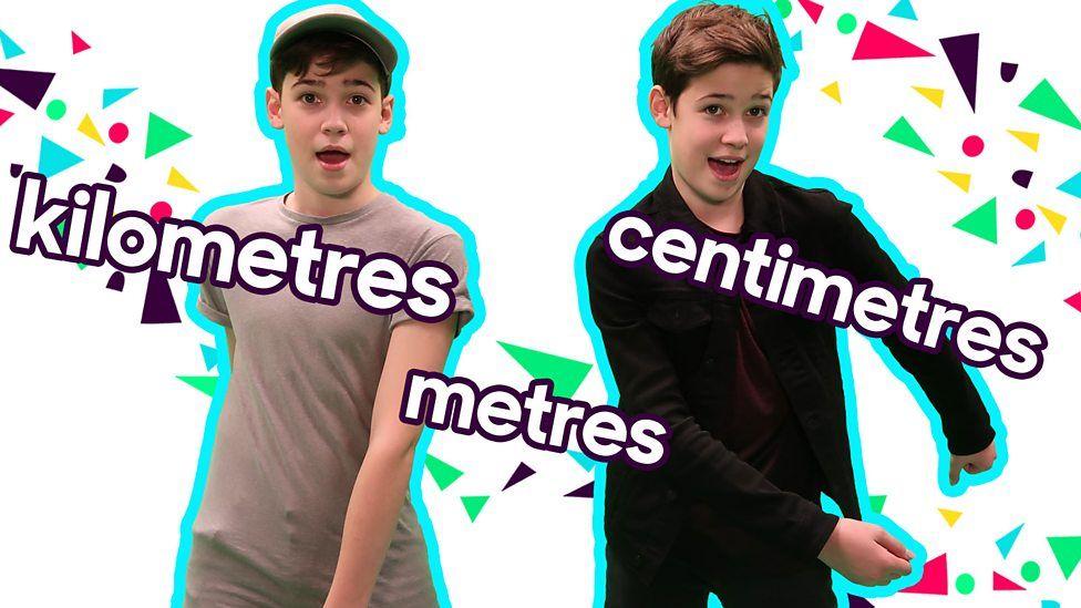 two teenage boys exercising
