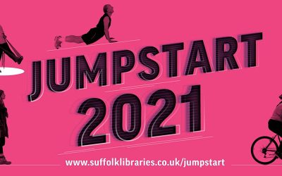 Suffolk Libraries help to jumpstart people's health in 2021