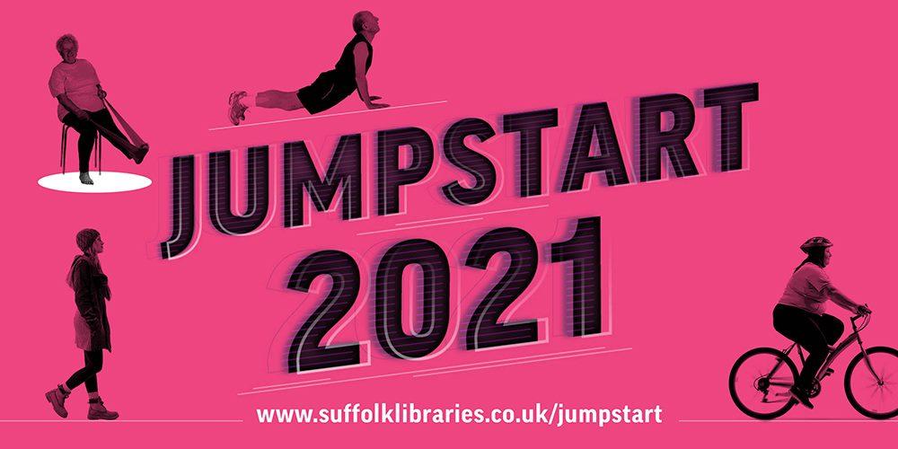 Suffolk Libraries help to jumpstart people's health in 2021