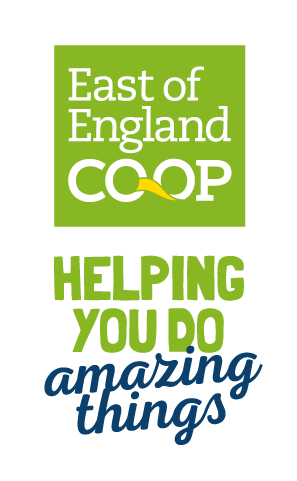 East of England logo - Helping you do amazing things