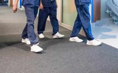 Steps of a Nurse