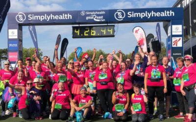 Registration is now open for the renowned Great East Run Outreach programme for inactive Suffolk residents