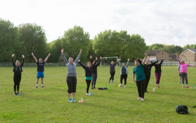 Free, outdoor, fitness programme launched in Bury St Edmunds