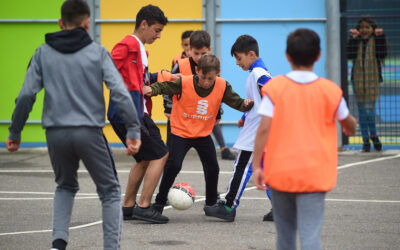 New sports project for young people in Ipswich