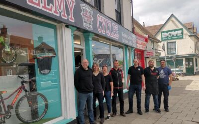 Love to Ride Suffolk helping to turn the wheels of local cycling businesses