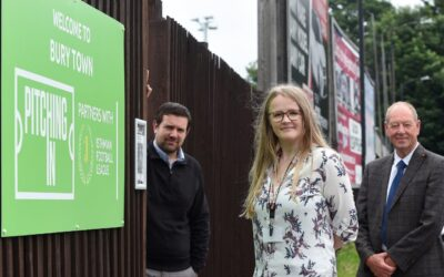 Huge boost for sport in Suffolk