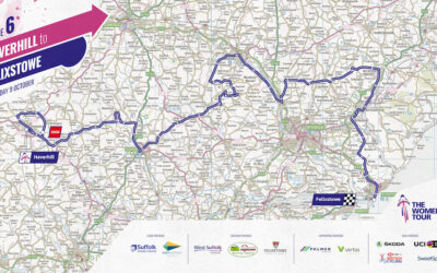 Route announced for 2021 Women's Tour