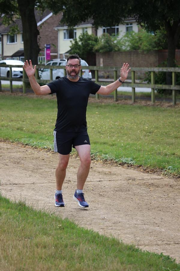 runner in run newmarket