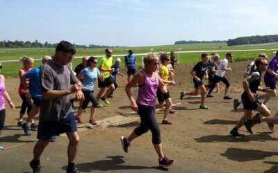 Run Newmarket new weekly events proving more popular than ever