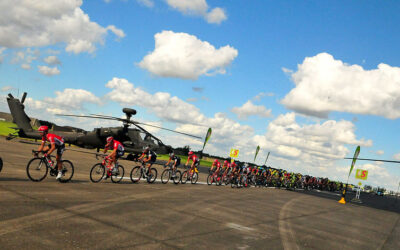 Women's Tour to pass through Wattisham Flying Station