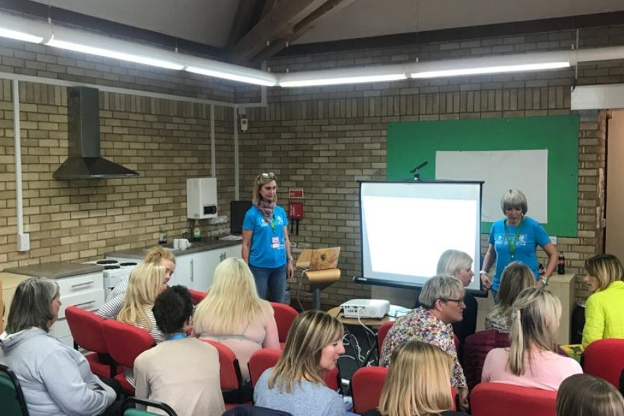 Major cycle race inspires charity to offer confidence building workshops