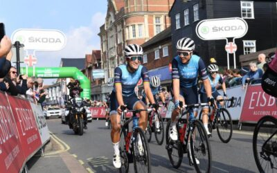 Communities come together to celebrate the return of The Women's Tour