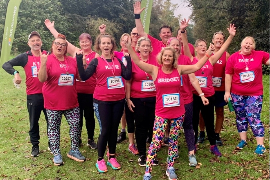 MAC Outreach take on 2nd 10k challenge for charity